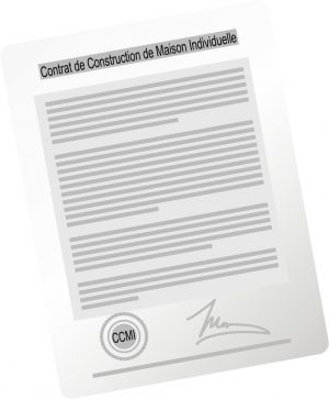 Ccmi le contrat de construction de maison individuelle for Contrat construction